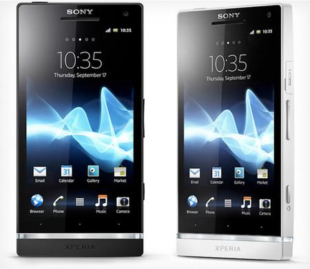 Sony Xperia S. WMusers.Ru.  В Японии начались продажи Sony.
