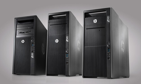 рабочие станции HP Z Workstations