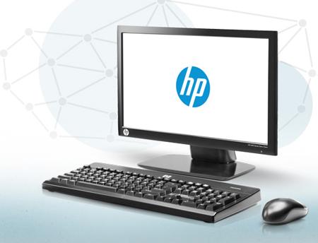 моноблок HP t410