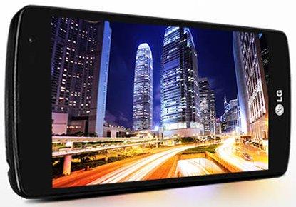 LG представила LTE-смартфон LG F60