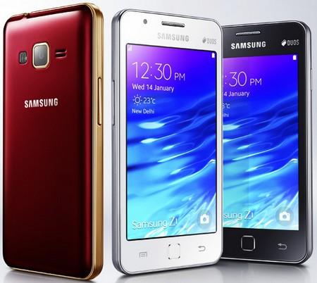 Смартфоны Samsung Z1