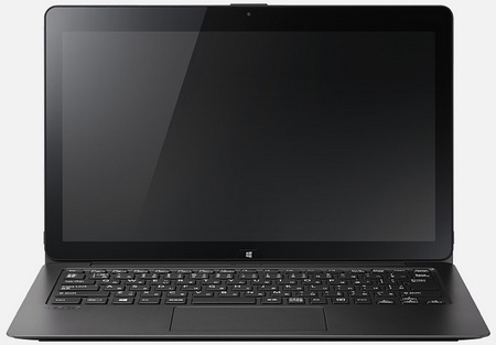 Гибридный ноутбук VAIO Z