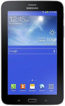 Планшетный компьютер Samsung Galaxy Tab 3 V
