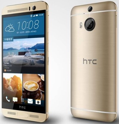 Смартфон HTC One M9+