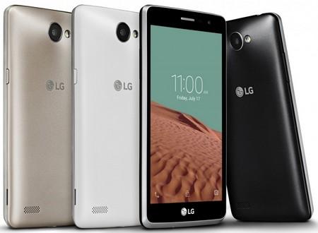 Смартфон LG Bello II