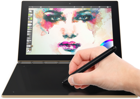 IFA 2016: Lenovo представила планшет Yoga Tab 3 Plus с2K-дисплеем