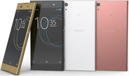 Смартфон Сони Xperia XA1 появился впродаже