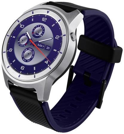 ZTE анонсировала свои первые смарт-часы Quartz набазе андроид Wear