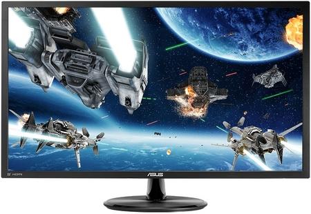 ASUS представила игровой 4К-монитор VP28UQG