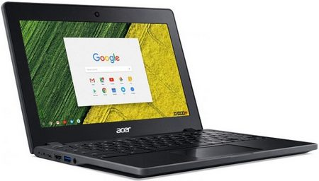 Acer Chromebook 11 C771— хромбук сзащитой корпуса MIL-STD 810G