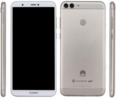 Huawei анонсировала бюджетный смартфон Enjoy 7S