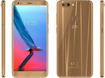 ZTE начала русские продажи телефона Blade A520C. Цена