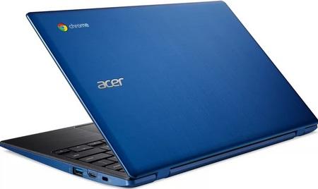 Acer представила новый 11,6-дюймовый хромбук
