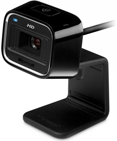 Интернет-магазин ON NO предлагает купить Веб-камера Microsoft Microsoft LifeCam HD-5000 7ND-00014 в Уфе (на Урале).
