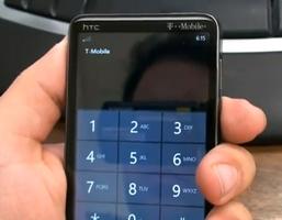 HTC комментирует проблемы с приемом сигнала в смартфоне HD7