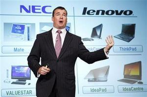 10.07.2013. NEC ведет активные переговоры с Lenovo с целью реализовать свое мобильное подразделение...