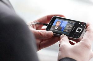 """Cyfrowy Polsat.  """"до апреля 2012 года планирует запустить мобильное ТВ..."""