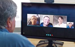 Skype Meetings: -