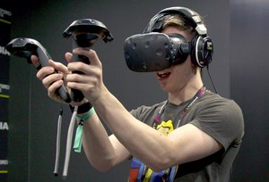 VR- HTC Vive