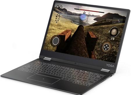 Lenovo представила дешевый гибридный планшет Yoga A12