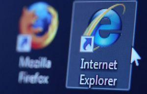 Internet Explorer 20%