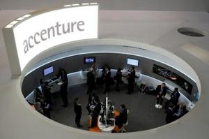 Accenture iPhone