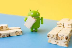Android Nougat KitKat