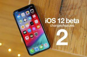 - iOS 12