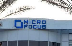Micro Focus 8%