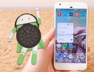 Android Oreo 12%