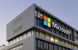 Microsoft 50%