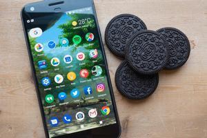Android Oreo 15%