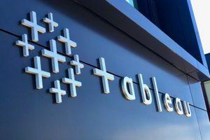 Tableau Software Salesforce