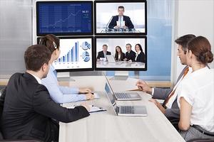 Зафиксирован сильный всплеск спрос на системы видеоконференцсвязи