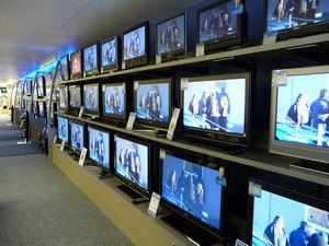 Спрос на телевизоры в Китае и Западной Европе резко снизился