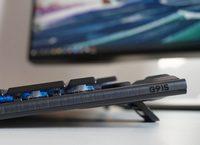Представлена компактная механическая игровая клавиатура Logitech G915 TKL