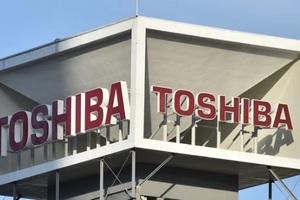 Toshiba получила чистый убыток по итогам года