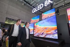 Samsung и LG уладили спор из-за рекламы QLED и OLED телевизоров