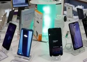 Российский рынок смартфонов в мае вернулся к росту