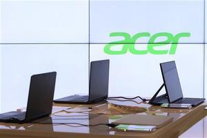 Выручка Acer с начала 2020 года превысила прошлогодние показатели