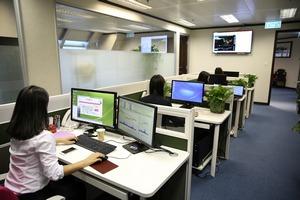 Через год-полтора в офисы могут вернуться 82% сотрудников