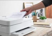 HP представляет новые домашние МФУ HP DeskJet Plus Ink Advantage