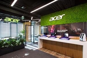 Acer заключила дистрибьюторский договор с OCS
