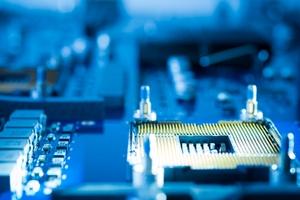 Ведущие чипмейкеры нарастили выручку на фоне спада в полупроводниковой отрасли