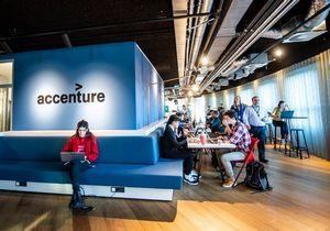 У Accenture упала и выручка, и прибыль