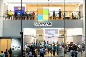 Microsoft отказалась от магазинов и потеряет 450 млн долларов