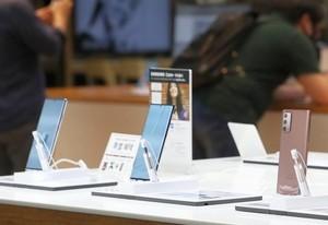 Samsung оторвалась от Huawei на рынке смартфонов