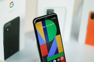 Google осторожна в прогнозах по поводу поставок своих новых смартфонов