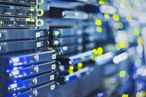Рынок серверов в EMEA упал в деньгах, но вырос в штуках