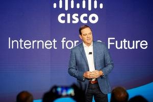 Cisco купила разработчика сервиса для интерактивных конференций